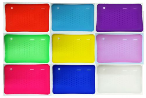 "10.1"" INCH SILICONE RUBBER CASE FOR ANDROID TABLET ALLWINNER A23 A33 dot UK"